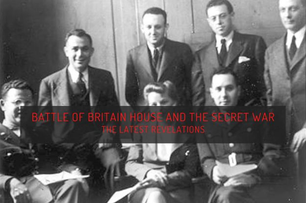 Battle of Britain House and The Secret War