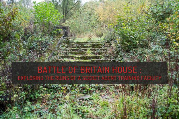 Battle of Britain House, Ruislip
